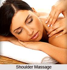 Shoulder and Neck Massage, Aromatherapy