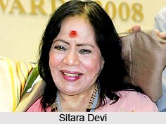 Sitara Devi, Indian Dancer