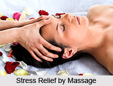 Stress Reliever Massage, Aromatherapy