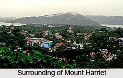 Mount Harriet, Andaman and Nicobar Island