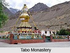 Tabo Monastery, Tabo Village, Lahaul and Spiti, Himachal Pradesh