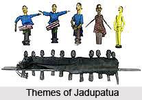 Seven Themes of Jadupatuas