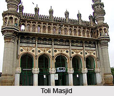 Mosques in Telangana