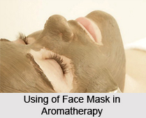 Face masks with Aromatherapy Oil