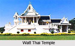 Buddhist Temples, Kushinagar