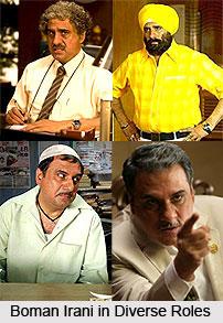Boman Irani, Indian Actor