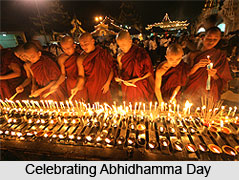 Abhidhamma Day, Buddhist Festival