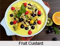 Custard, Indian Sweet Recipe