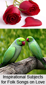 Folk Songs on Love