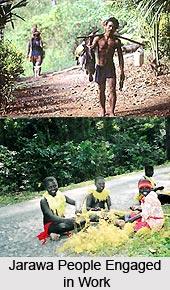 Andamanese Tribe, Andaman and Nicobar Islands