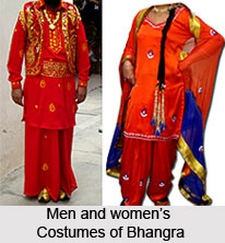 Bhangra, Punjabi Folk Dance