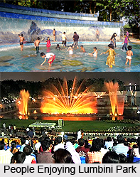 Lumbini Park, Hyderabad