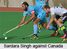 Sardara Singh, Indian Hockey Player