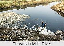 Mithi River, Mumbai
