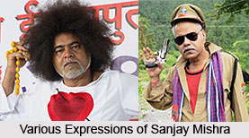 Sanjay Mishra, Indian Comedian