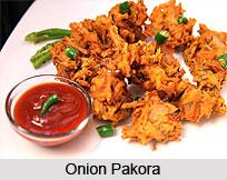 Pakoda, Indian Snack