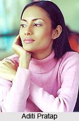 Aditi Pratap, Indian Television Actress