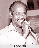 Ande Shri, Indian Poet