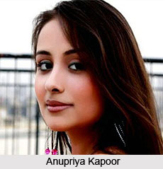 Anupriya Kapoor, Indian Television Actress
