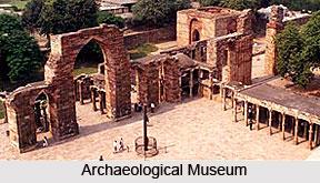Archaeological Museum, New Delhi