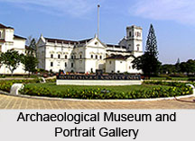 Archaeological Museum and Portrait Gallery, Old Goa