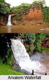 Arvalem Waterfall, Goa