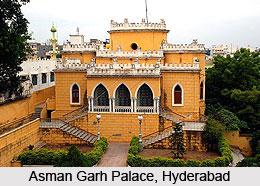 Asman Garh Palace, Hyderabad, Telangana