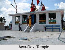 Awa-Devi Temple, Hamirpur, Himachal Pradesh