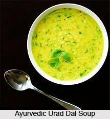 Ayurvedic Urad Dal Soup