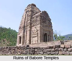 Babore Temples, Udhampur, Jammu & Kashmir