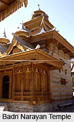 Badri Narayan Temple, Kinnaur, Himachal Pradesh