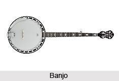 Banjo, String Instrument