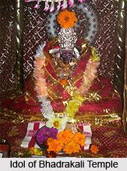Bhadrakali Temple, Bhadrakali-Handwara, Jammu & Kashmir