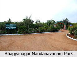Bhagyanagar Nandanavanam Park, Hyderabad, Telangana