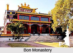 Bon Monastery, Solan, Himachal Pradesh