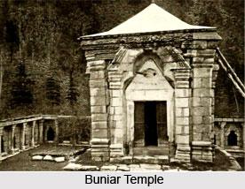Buniar Temple, Baramulla, Jammu & Kashmir
