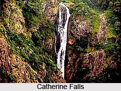 Catherine Falls, Tamil Nadu