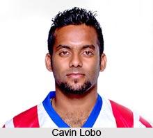 Cavin Lobo, Indian Football Player