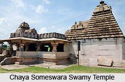 Chaya Someswara Swamy Temple, Nalgonda District, Telangana