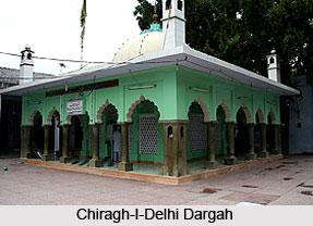 Chirag-e-Delhi Dargah, Delhi