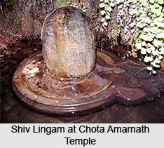 Chota Amarnath Temple, Anantnag, Jammu & Kashmir