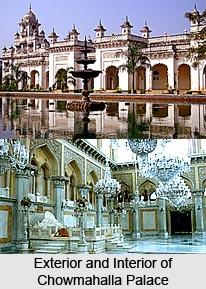 Chowmahalla Palace, Hyderabad, Telangana
