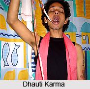 Dhauti, Shatkarma