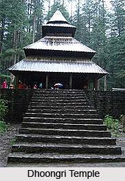 Dhoongri Temple, Himachal Pradesh