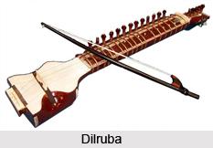 Dilruba, Indian Musical Instrument