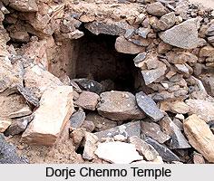 Dorje Chenmo Temple, Shey, Leh, Jammu & Kashmir