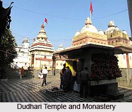 Dudhari Temple and Monastery, Raipur, Chattisgarh