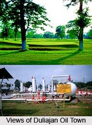 Duliajan Oil Town, Dibrugarh, Assam