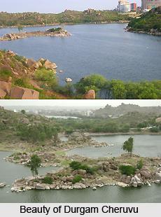 Durgam Cheruvu, Rangareddy District, Telangana