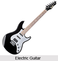 Electric Guitar, String Instrument